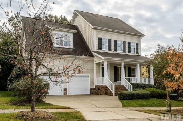 417 Edgepine Drive, Holly Springs, NC 27540 (#2225190) :: The Jim Allen Group