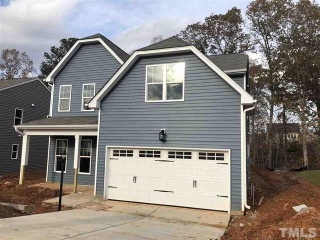 160 W Copenhaver Drive #45, Clayton, NC 27527 (#2225666) :: Marti Hampton Team - Re/Max One Realty