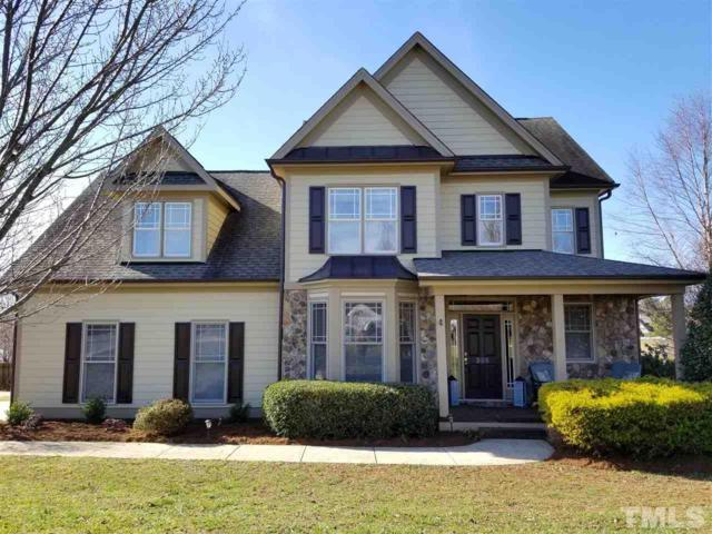 395 Barnhill Lane, Wake Forest, NC 27587 (#2226090) :: The Perry Group