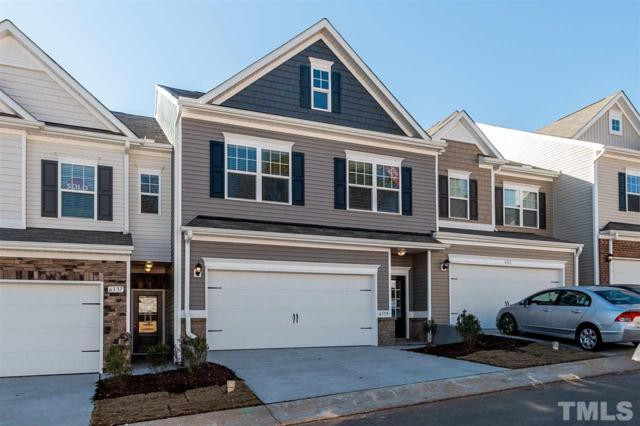 6339 Grace Lily Drive #18, Raleigh, NC 27607 (#2226689) :: Marti Hampton Team - Re/Max One Realty