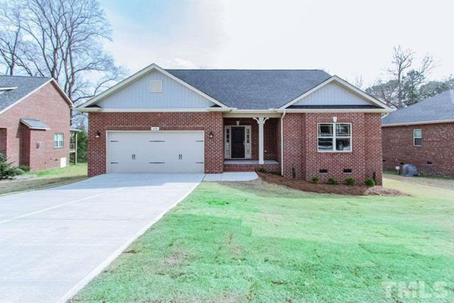 129 Colonade Court Lot 15, Benson, NC 27504 (#2226786) :: The Perry Group