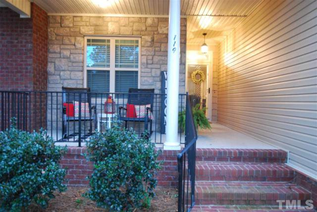 119 Majestic Drive, Princeton, NC 27569 (#2226896) :: The Perry Group