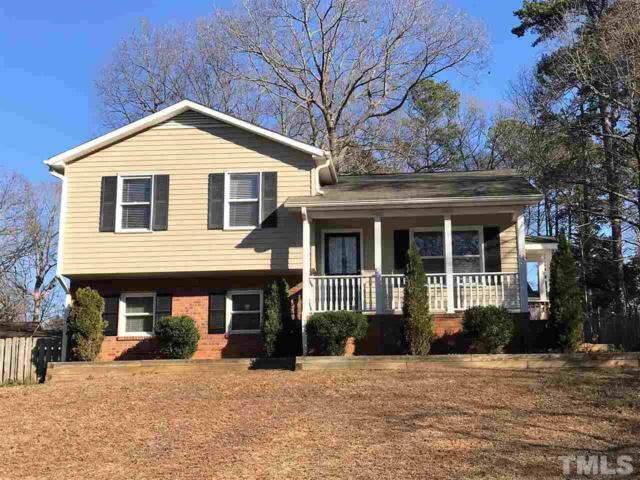 401 Hillstone Drive, Raleigh, NC 27615 (#2227206) :: The Beth Hines Team