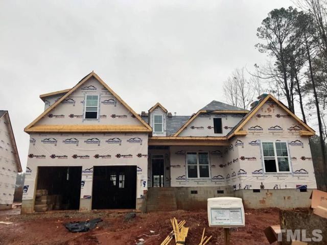 516 Horncliffe Way, Holly Springs, NC 27540 (#2227337) :: The Jim Allen Group
