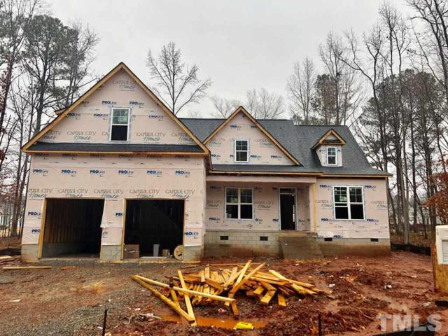 504 Horncliffe Way, Holly Springs, NC 27540 (#2227352) :: The Jim Allen Group