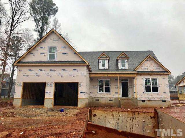 512 Horncliffe Way, Holly Springs, NC 27540 (#2227422) :: The Jim Allen Group