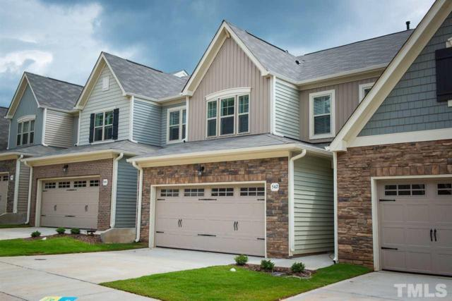 563 Brunello Drive #31, Wake Forest, NC 27587 (#2227489) :: Raleigh Cary Realty