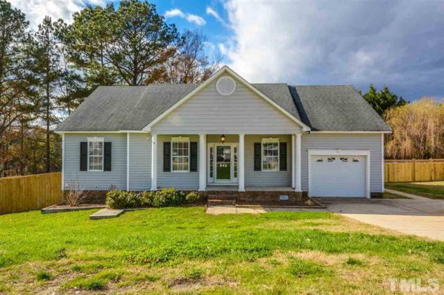 642 Landing View Drive, Wendell, NC 27591 (#2227508) :: The Jim Allen Group