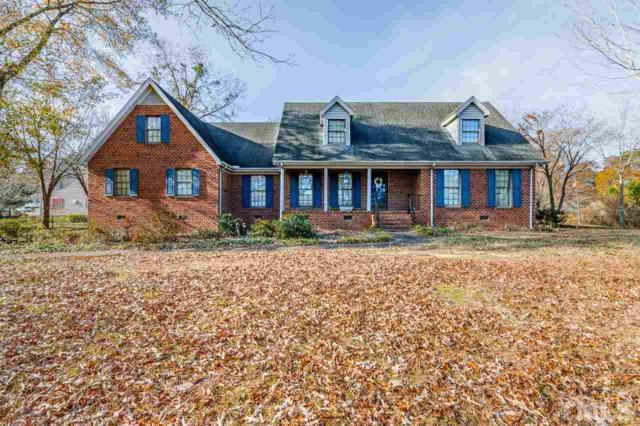 111 W Lake Drive, Broadway, NC 27505 (#2227521) :: RE/MAX Real Estate Service