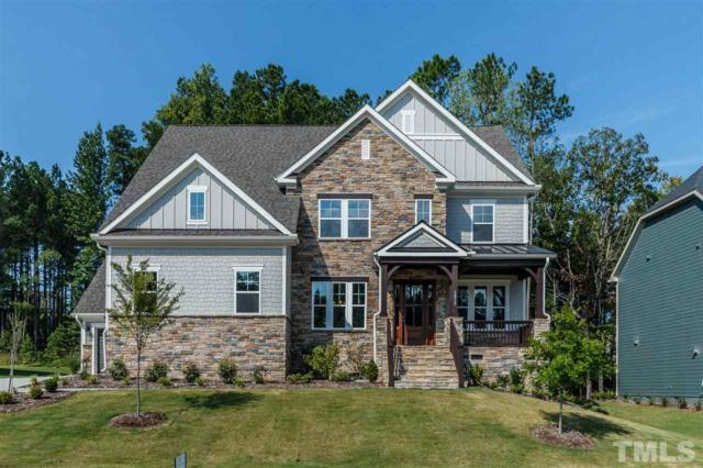 1605 Keyworth Court Lot 9, Raleigh, NC 27612 (#2228057) :: The Perry Group