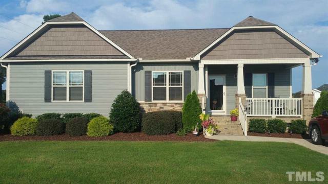 17 Middle Landing Drive, Smithfield, NC 27577 (#2228151) :: Rachel Kendall Team