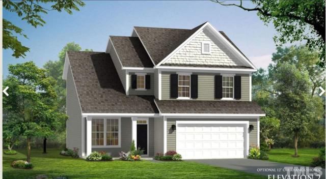 324 Outwater Ridge Drive #324, Garner, NC 27529 (#2228297) :: The Jim Allen Group