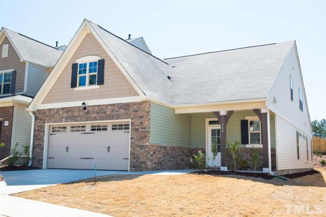 560 Brunello Drive #61, Wake Forest, NC 27587 (#2228315) :: Raleigh Cary Realty