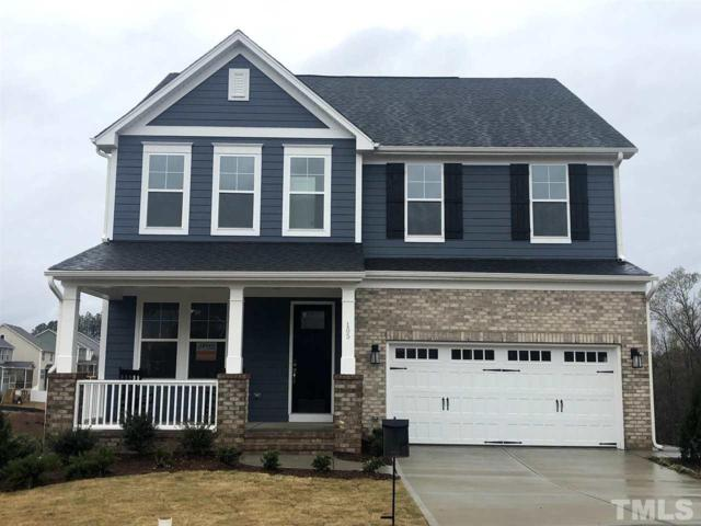 105 Hensley Grove Court, Holly Springs, NC 27540 (#2228372) :: Raleigh Cary Realty