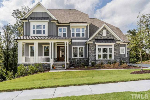 5705 Norcrest Street Lot 13, Raleigh, NC 27612 (#2228593) :: Marti Hampton Team - Re/Max One Realty