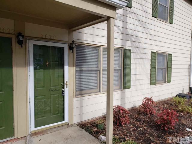 2620 Brafferton Court #2620, Raleigh, NC 27604 (#2229575) :: Raleigh Cary Realty