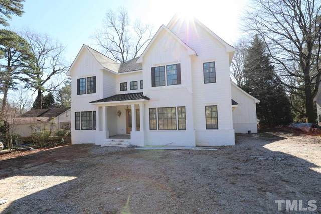 909 Lake Boone Trail, Raleigh, NC 27607 (#2229756) :: Marti Hampton Team - Re/Max One Realty