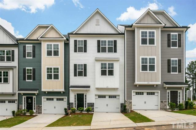 1391 Regents Lane, Apex, NC 27502 (#2229790) :: Raleigh Cary Realty