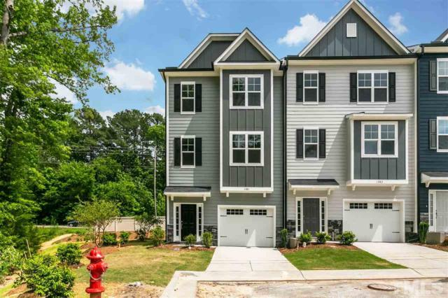 1383 Regents Lane, Apex, NC 27502 (#2229804) :: Sara Kate Homes