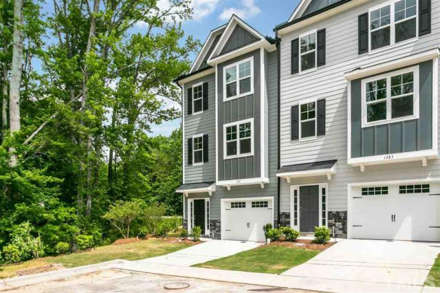 1381 Regents Lane, Apex, NC 27502 (#2229811) :: Raleigh Cary Realty