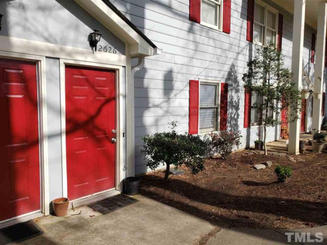 2626 Masonboro Court #2626, Raleigh, NC 27604 (#2230316) :: Raleigh Cary Realty