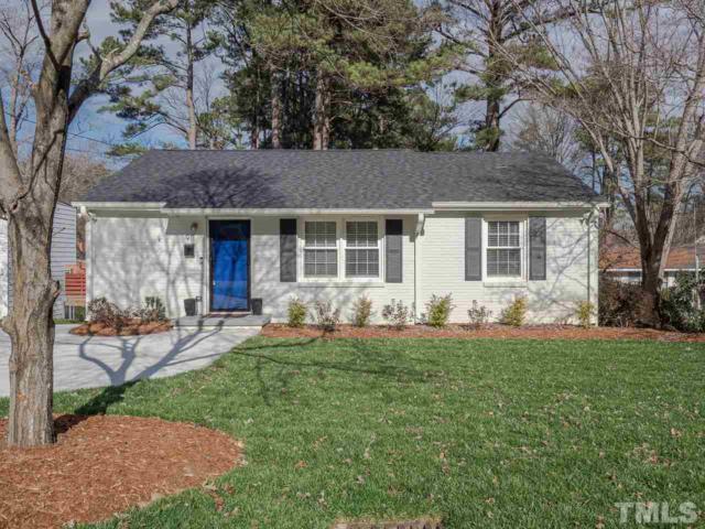 911 Mills Street, Raleigh, NC 27608 (#2230421) :: Marti Hampton Team - Re/Max One Realty