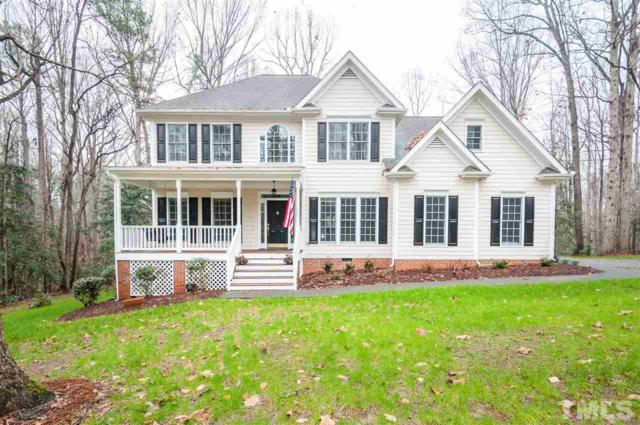 7440 Heartland Drive, Wake Forest, NC 27587 (#2230851) :: The Perry Group