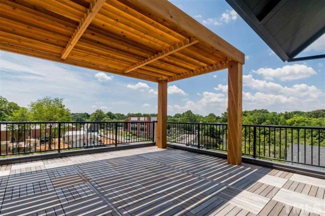 2111 Glover Lane #107, Raleigh, NC 27605 (#2231503) :: Real Estate By Design