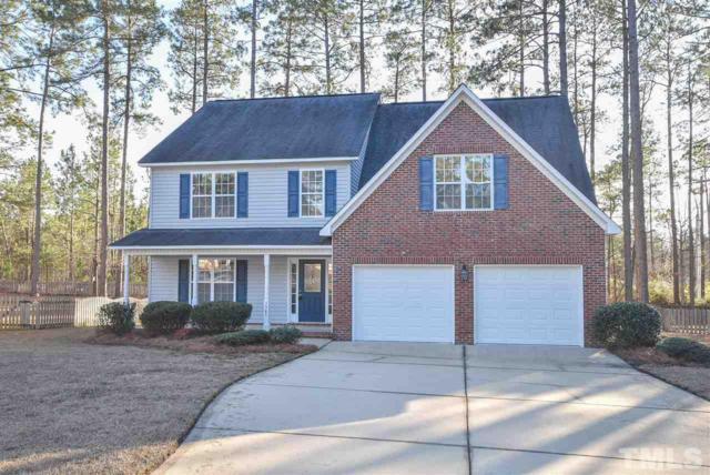 3385 Carolina Way, Sanford, NC 27332 (#2231569) :: Dogwood Properties