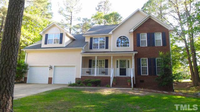 147 Fairway Lane, Sanford, NC 27332 (#2231948) :: Dogwood Properties