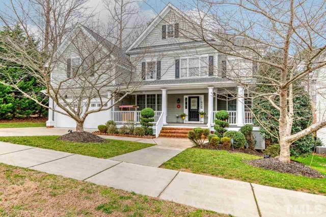 2012 Mill Gate Lane, Cary, NC 27519 (#2232058) :: Raleigh Cary Realty