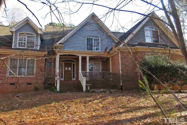 7048 Shady Glen Lane, Wake Forest, NC 27587 (MLS #2232586) :: The Oceanaire Realty