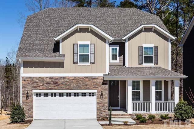 2682 Tunstall Grove Drive Homesite 232, Apex, NC 27523 (#2232718) :: The Jim Allen Group