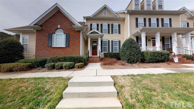 1236 Colonial Club Drive, Wake Forest, NC 27587 (#2232727) :: M&J Realty Group