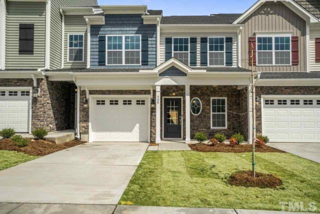 724 Creekway Drive, Fuquay Varina, NC 27526 (#2232731) :: The Jim Allen Group