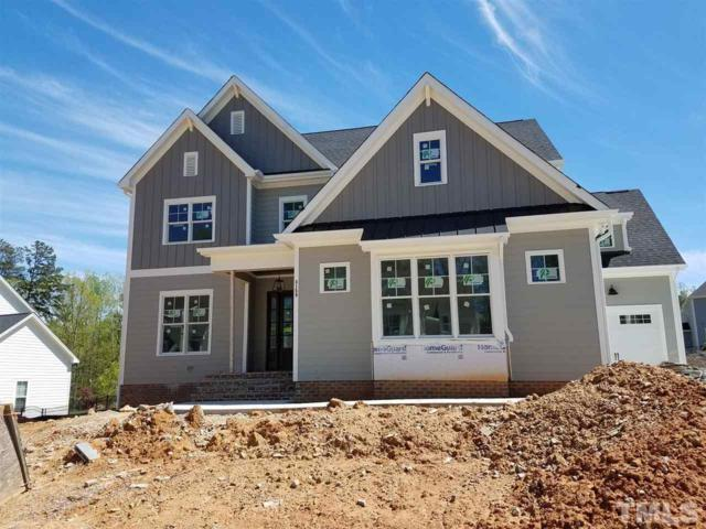 3159 Curling Creek Drive, Apex, NC 27502 (#2233162) :: The Perry Group