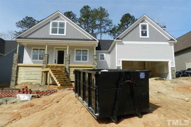 83 Thunder Ridge Drive, Garner, NC 27529 (#2233328) :: RE/MAX Real Estate Service