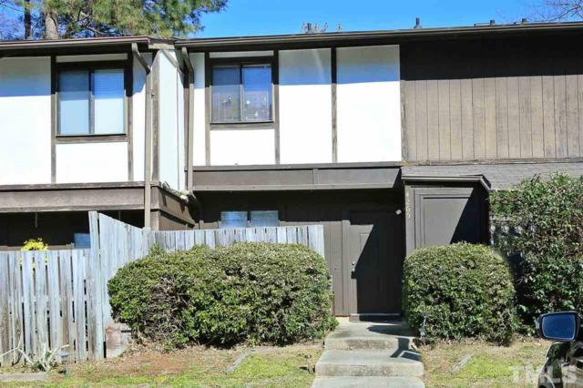 4265 Lake Ridge Drive 7C, Raleigh, NC 27604 (#2233712) :: The Perry Group