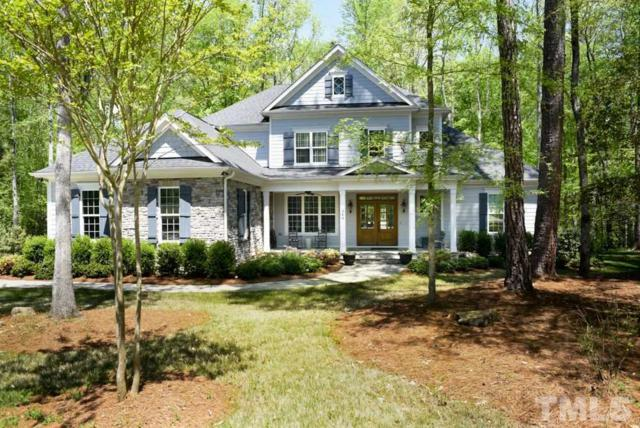 348 Harrison Pond Drive, Pittsboro, NC 27312 (#2233788) :: Raleigh Cary Realty
