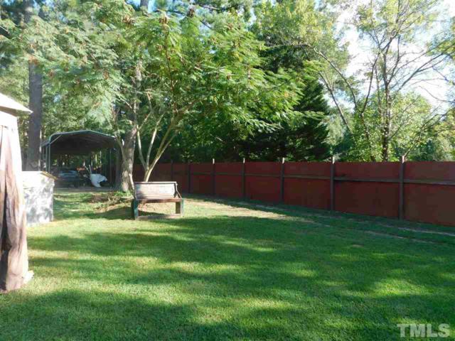 9821 Holly Springs Road, Holly Springs, NC 27540 (#2233897) :: Spotlight Realty