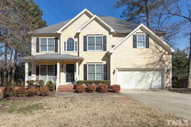810 Haddon Hall Drive, Apex, NC 27502 (#2234064) :: M&J Realty Group