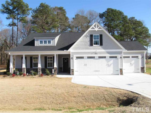 127 Marywood Drive, Clayton, NC 27520 (#2234190) :: The Perry Group