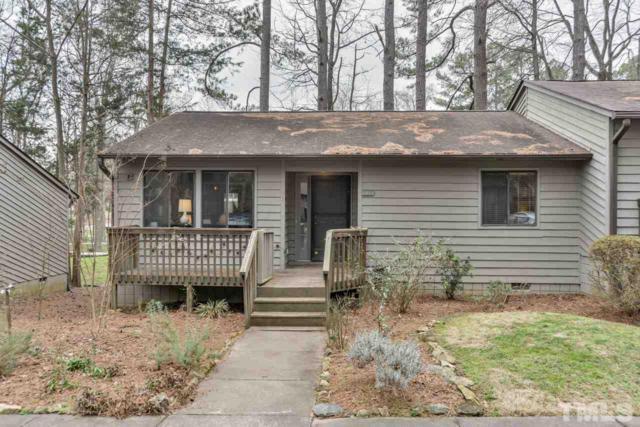 502 W Poplar Avenue C-1, Carrboro, NC 27510 (#2234197) :: Spotlight Realty