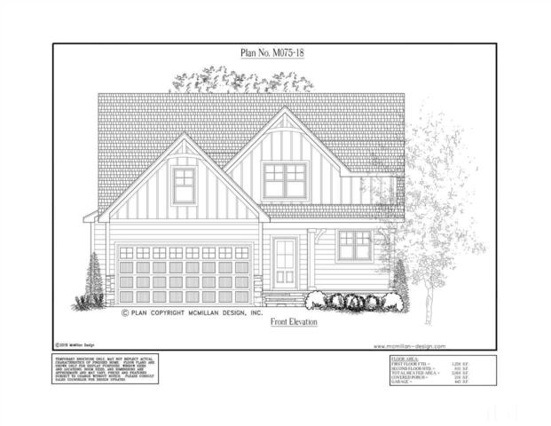 1053 Heather Lane, Wake Forest, NC 27587 (#2234497) :: M&J Realty Group