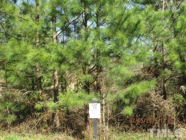 Lot 18 Saintsbury Place, Sanford, NC 27332 (#2234642) :: The Results Team, LLC