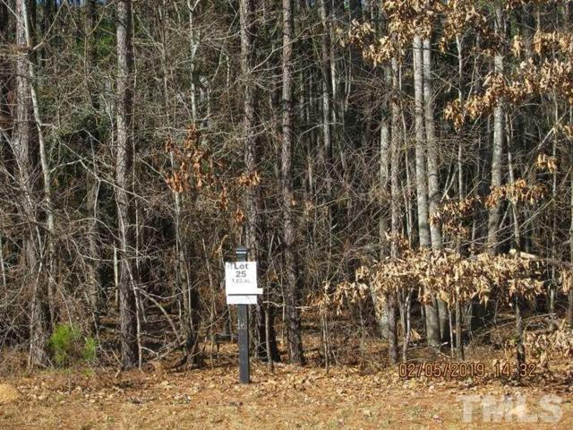Lot 25 Saintsbury Place, Sanford, NC 27332 (#2234650) :: Dogwood Properties