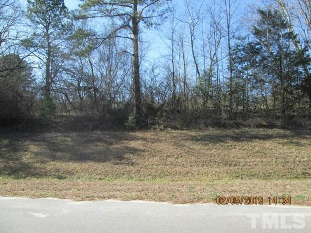 Lot 29 Saintsbury Place, Sanford, NC 27332 (#2234653) :: Dogwood Properties