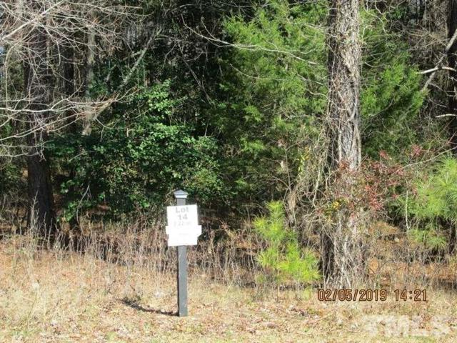 Lot 14 Saintsbury Place, Sanford, NC 27332 (#2234654) :: Dogwood Properties