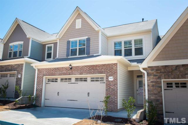 562 Brunello Drive #60, Wake Forest, NC 27587 (#2235224) :: Raleigh Cary Realty
