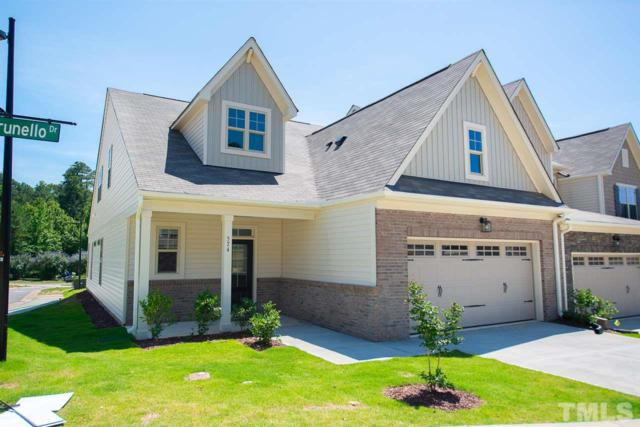 574 Brunello Drive #54, Wake Forest, NC 27587 (#2235232) :: Raleigh Cary Realty